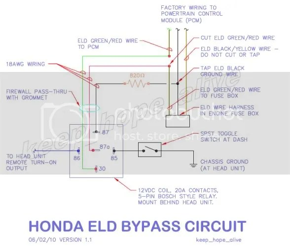 1999 honda civic ex fuse box diagram phoenix phase converter wiring how to eld bypass for accord fit electrical battery relaybypassv11 jpg
