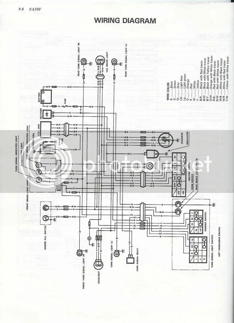 suzuki fs50 wiring diagram