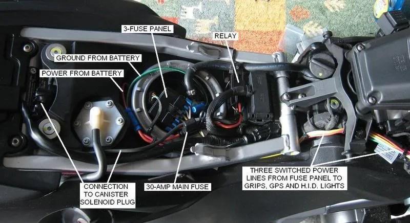 fuse box bmw r1200gs download wiring diagram