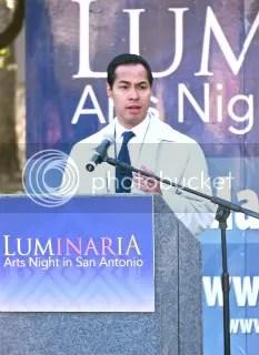 Luminari 2010 Press Conference