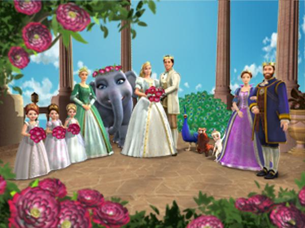 Barbie Et L'ile Merveilleuse