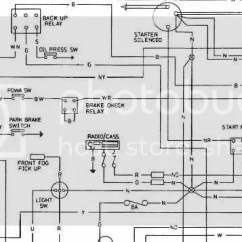 Isuzu Rodeo Wiring Diagram Bt Nte5 Master Socket 2000 Ftr Schematic Relay Frr Kenworth T300 Npr Tail Light