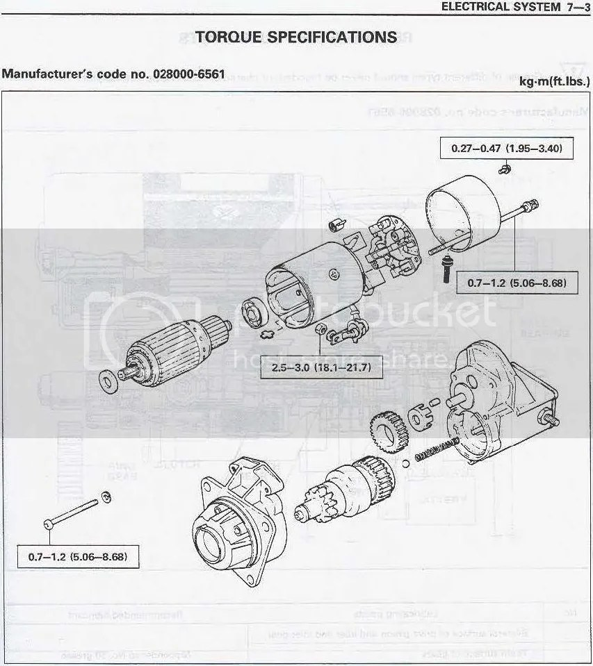 medium resolution of isuzu 4bd1t wiring diagram