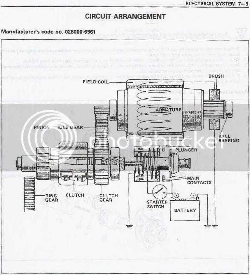 hight resolution of isuzu 4bd1t wiring diagram