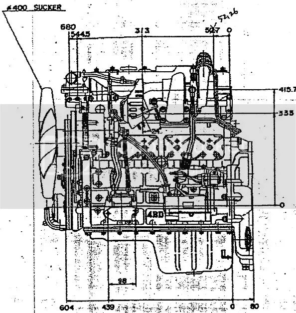 STICKY: Isuzu 4BD1T/4BD2T Reference