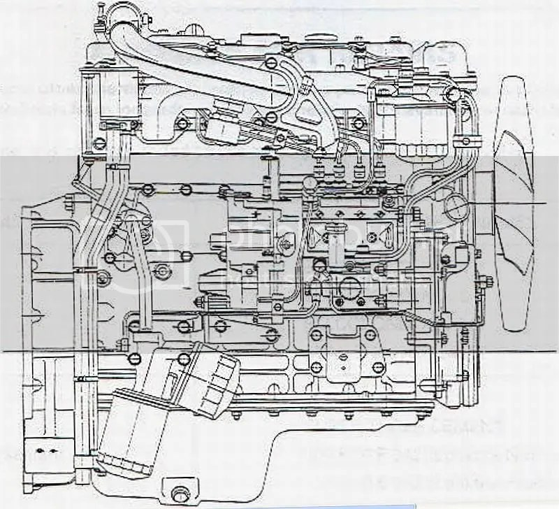 Isuzu 6bb1 Engine Diagram Isuzu 4HK1 Engine Wiring Diagram