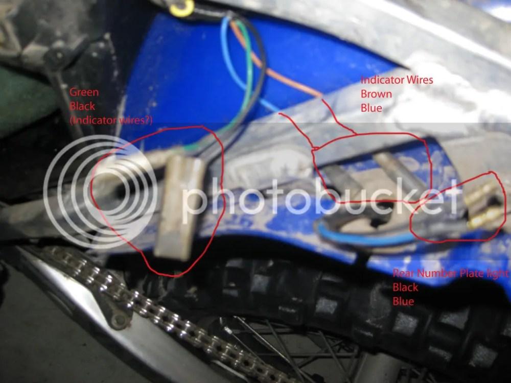 medium resolution of motorcycle wiring diagrams yamaha wr450 2004