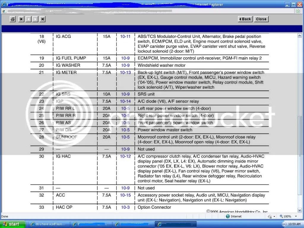 hight resolution of 2010 honda accord v6 fuse box