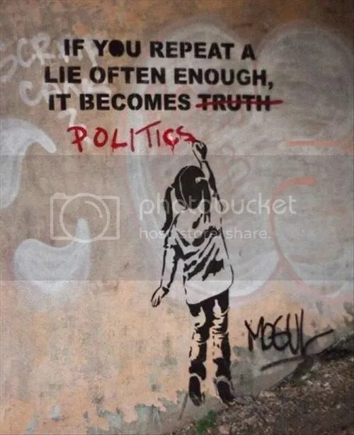 Politics and Lies