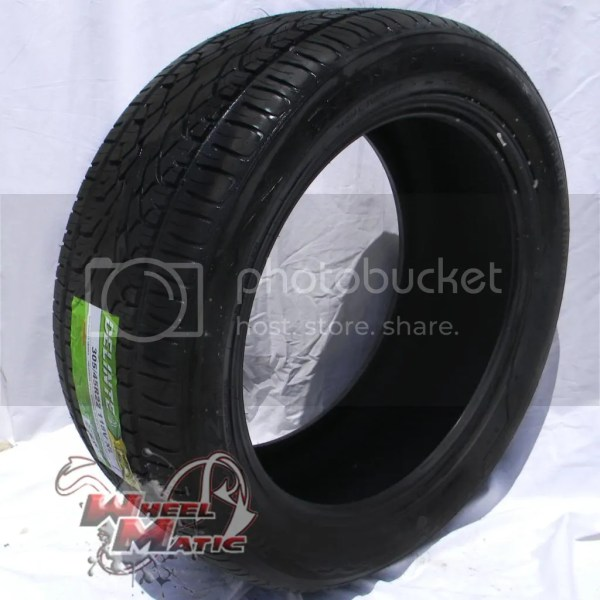 305 45 22 Tires - Year of Clean Water