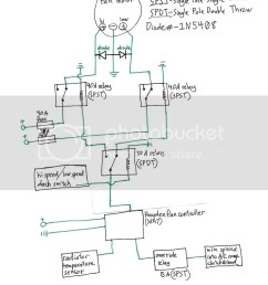 Ct V Clutch Schematic - trailmaster taurus 400 s utv Mack Fan Clutch Wiring Diagram Electric on