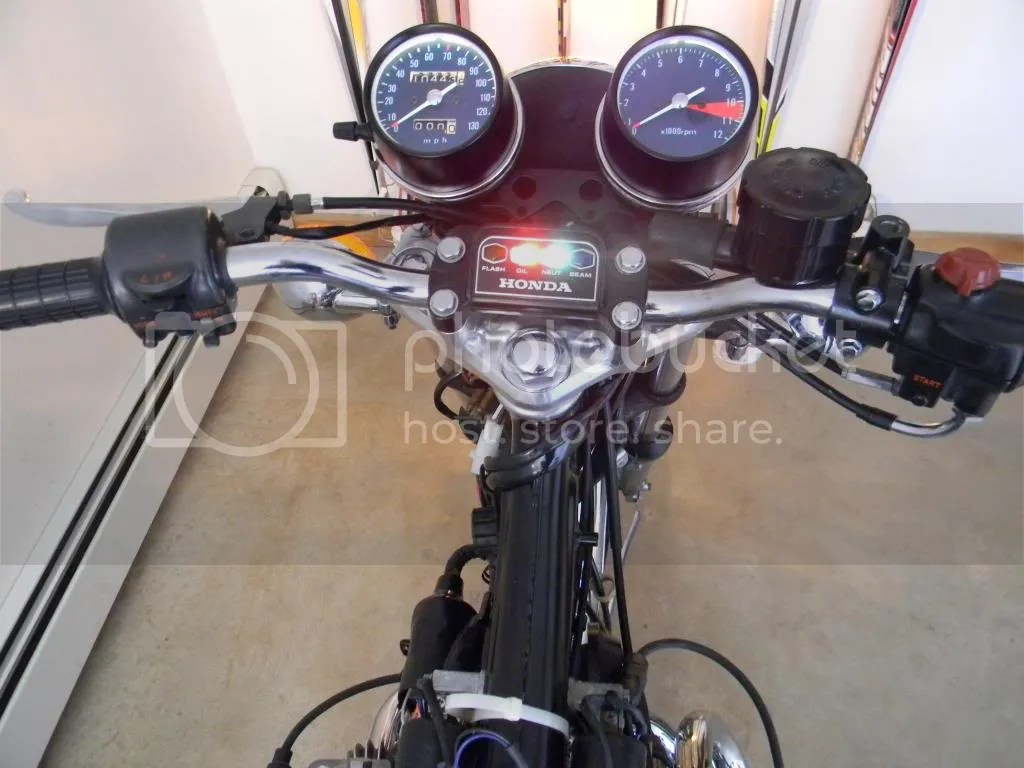 hight resolution of sohc cb750 chopper wiring harness for