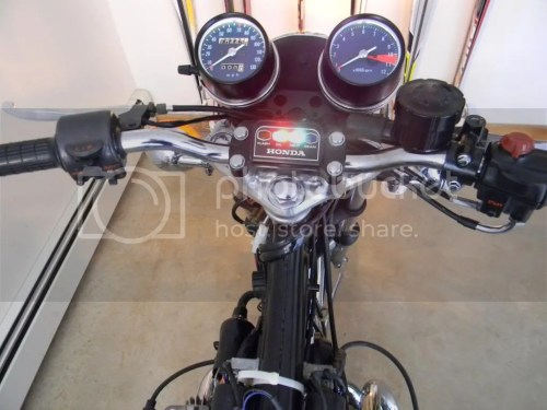 small resolution of sohc cb750 chopper wiring harness for