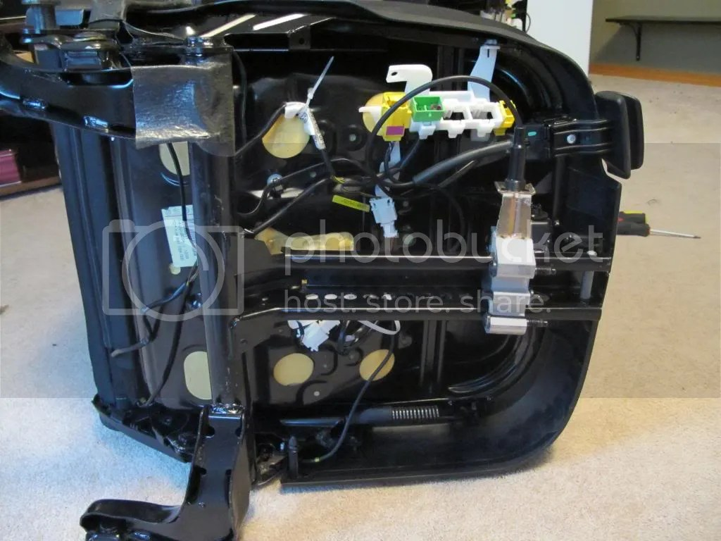 hight resolution of reading back over your reply the lower seat heater and upper seat heater should plug together and run to a green connector like below