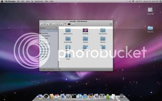 mac4lin nautilus