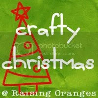 Crafty Christmas at RaisingOranges