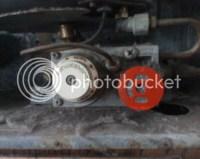 Hydro Flame BRC-10A circa 1978 (Chester?) - Fiberglass RV