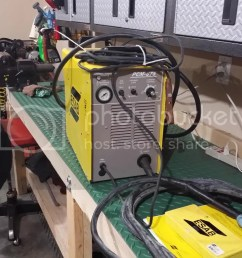help new to me plasma cutter not working the garage journal board wiring my plasma cutter the garage journal board [ 1024 x 768 Pixel ]