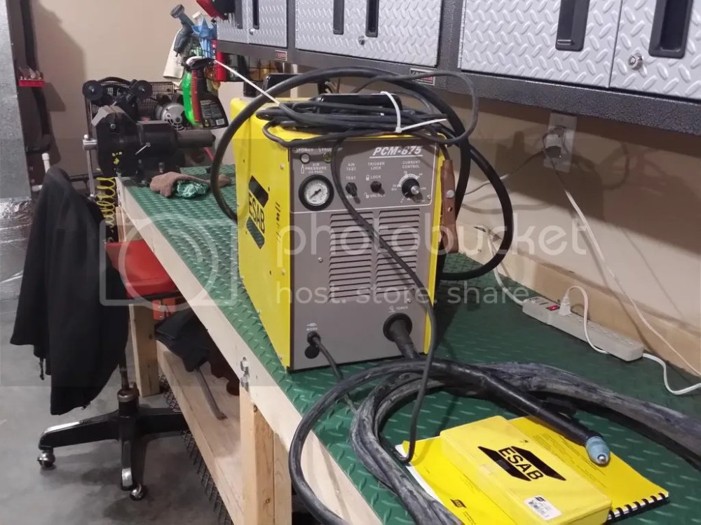 medium resolution of help new to me plasma cutter not working the garage journal board wiring my plasma cutter the garage journal board