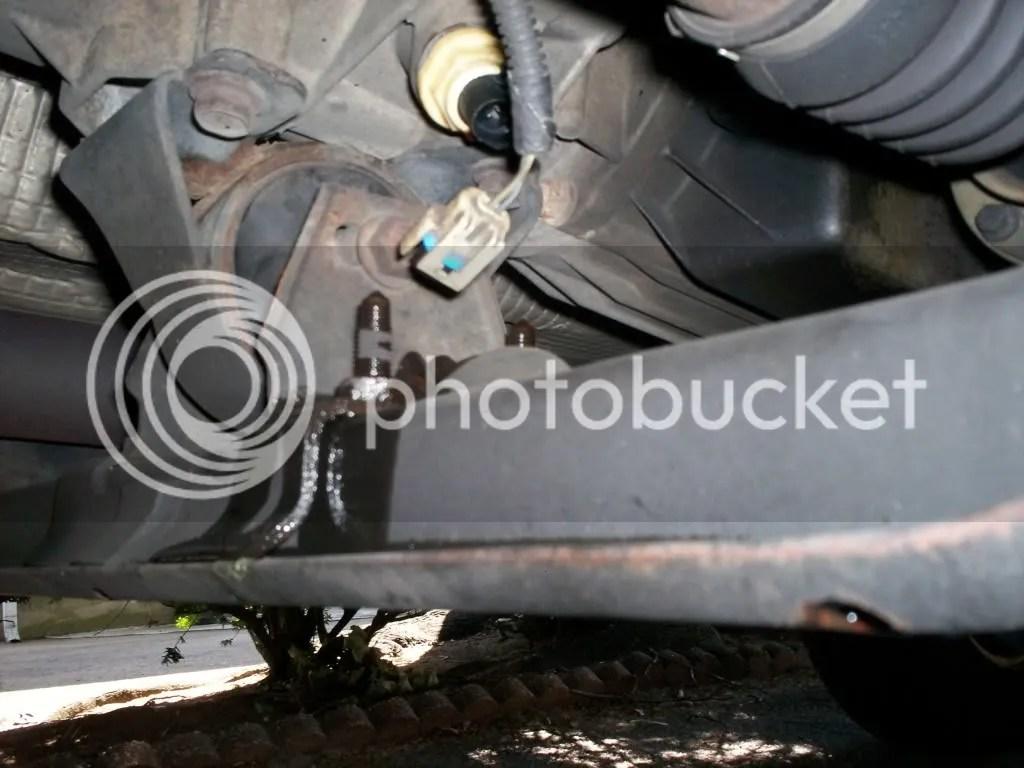 hight resolution of how to change a speed output sensor on a 1999 jeep grand 2000 pontiac grand am 2000 grand am engine diagram