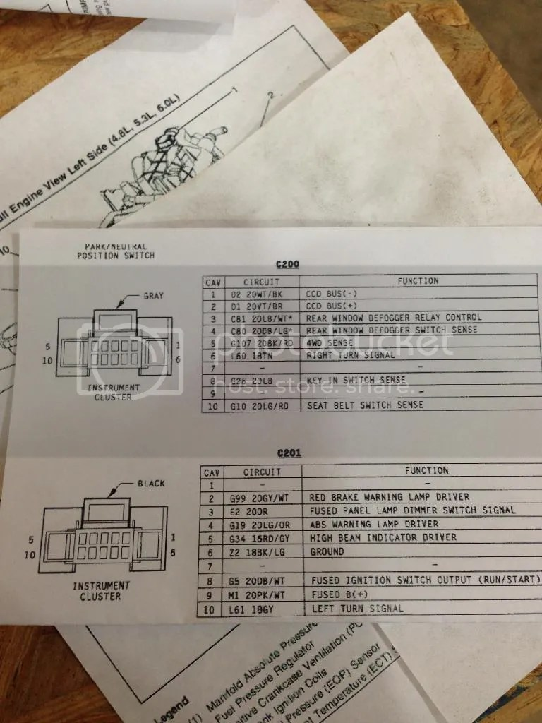 89 Jeep Yj Wiring Diagram Wire Diagrams Of Dash Cluster Jeepforum
