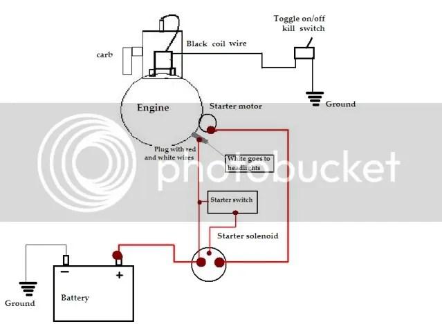 Basic Engine Wiring Diagram