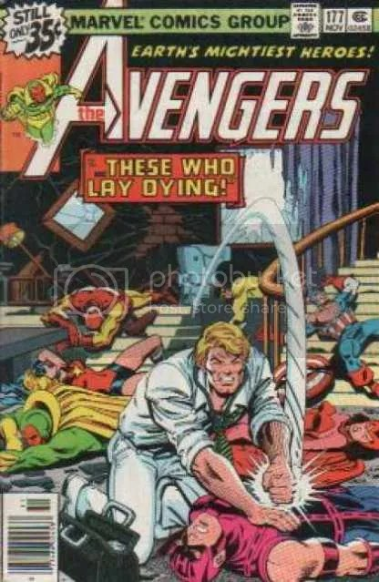 Exhibit G: Avengers #117