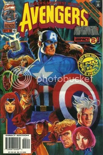 Exhibit I: Avengers #402