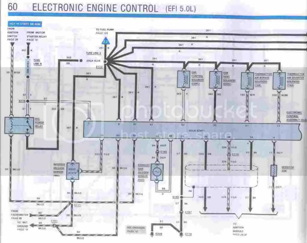 medium resolution of here is more of the ecu showing the injector wiring http i608 photobucket com albums t 8650eecp2 jpg