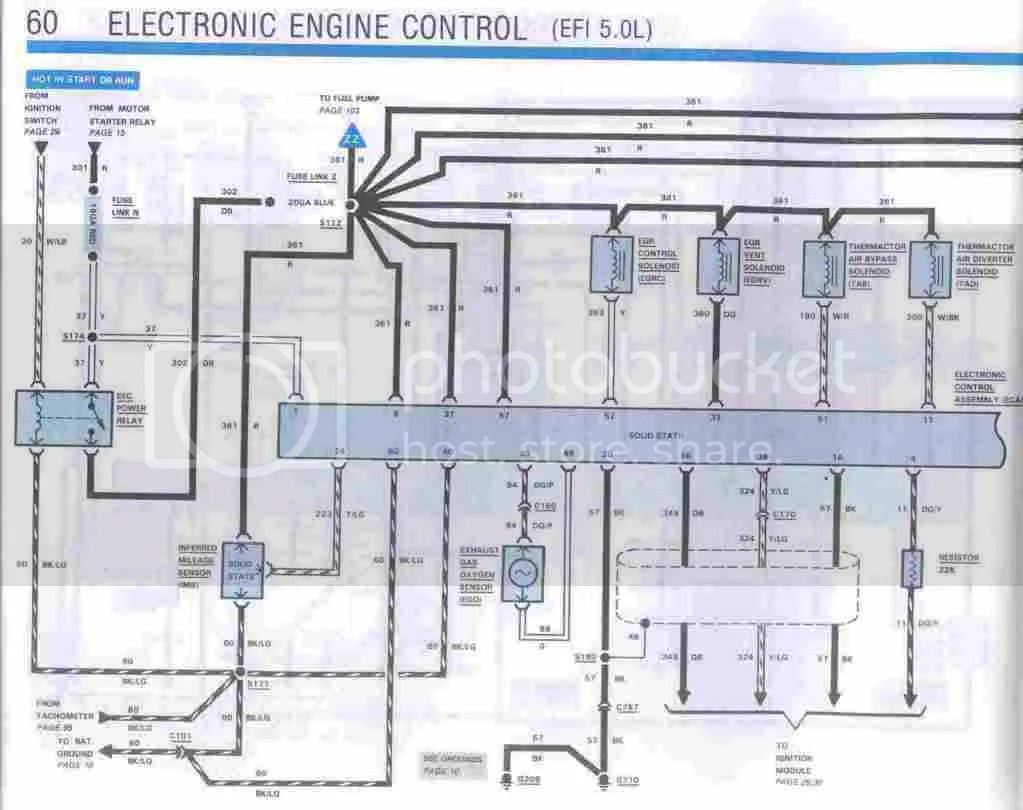 hight resolution of here is more of the ecu showing the injector wiring http i608 photobucket com albums t 8650eecp2 jpg