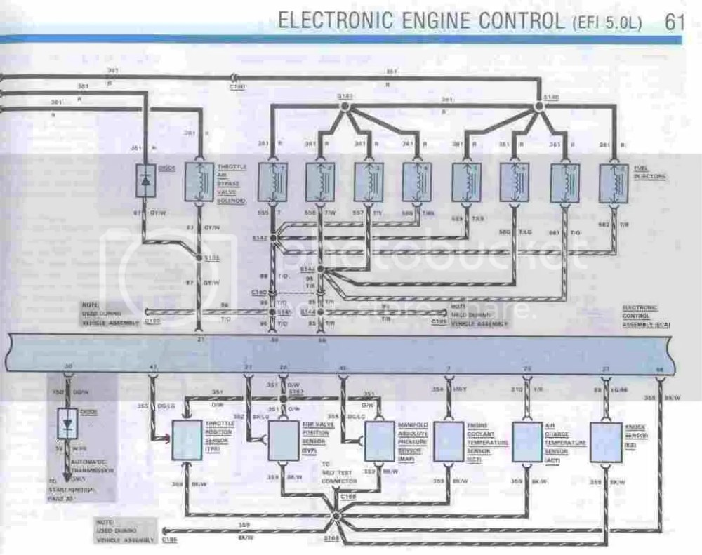 medium resolution of and the rest of the ecu showing test connector http i608 photobucket com albums t 8650eecp3 jpg