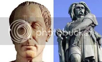 julio cesar vs vercingetorix