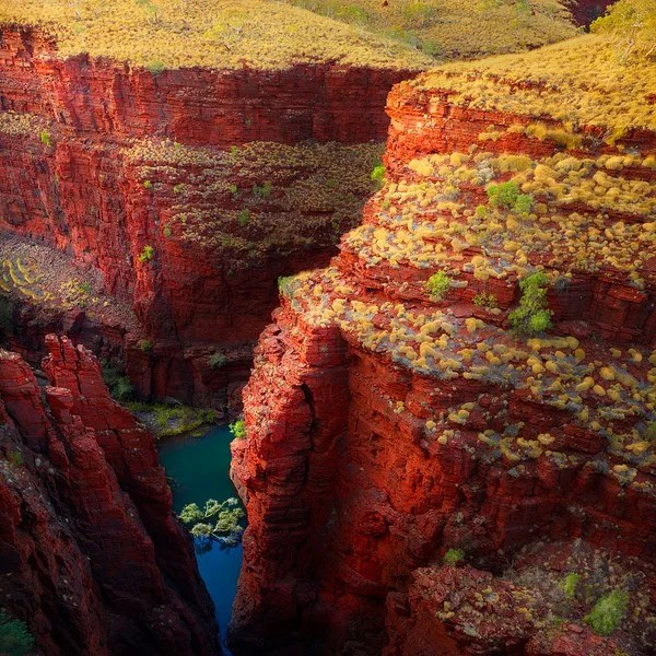 The Gorges in Karajini National Park - again, one small part of it