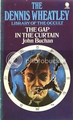 John Buchan - The Gap In The Curtain