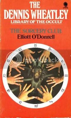 Elliott ODonnell - The Sorcery Club
