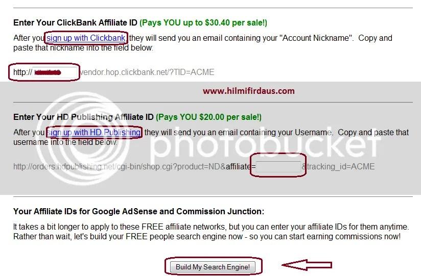 Cara Mendapatkan Dollar Gratis dari Acme People Search