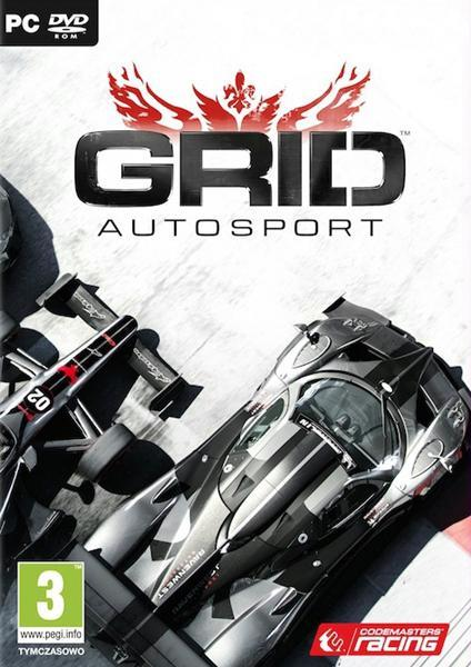 GRID Autosport Black Edition + 3 DLC (2014/RUS/ENG/RePack by R.G. Механики)