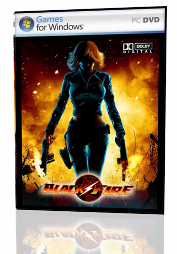 Black Fire: Unreal Technology / NEW Belver (2016) PC