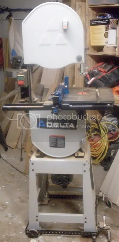 Delta Band Saw Owners Manual