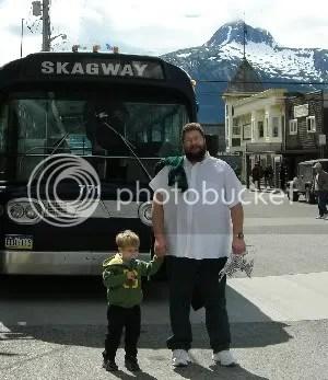 Skagway bus