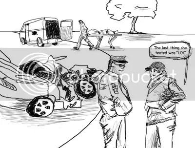 Car Accident: Car Accident Cartoons Free