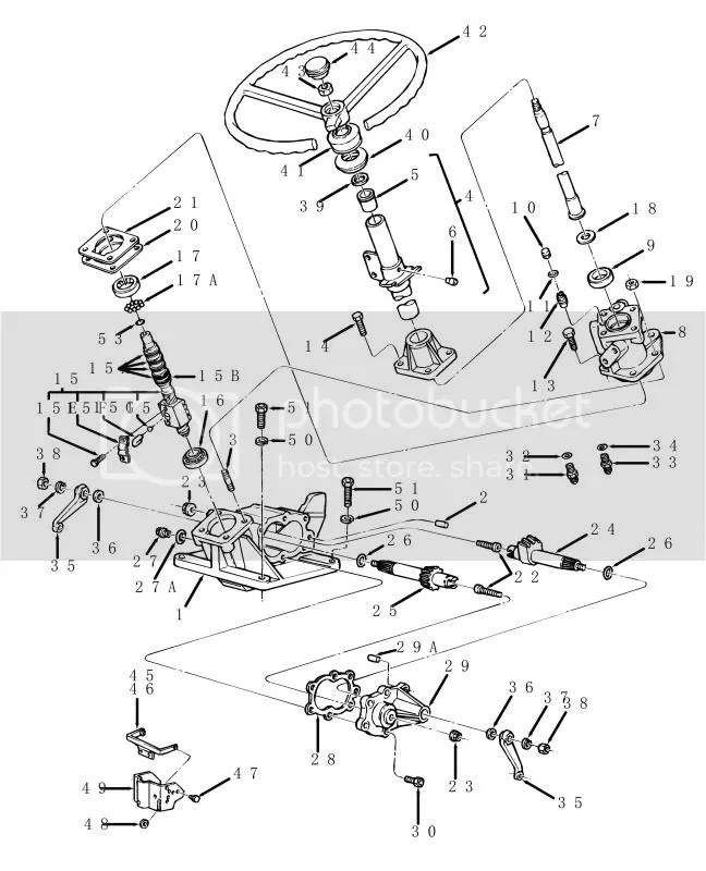 1969 Ford 3400 Wiring Diagram