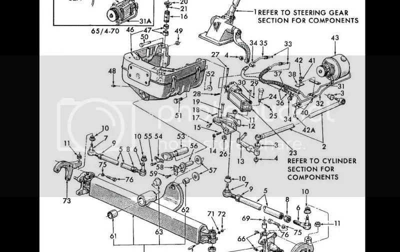 Ford 5000 Tractor Ke Diagram, Ford, Free Engine Image For
