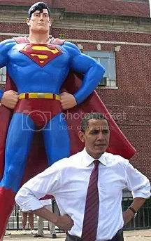 The Lib of Steel, Barack Obama