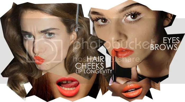 How To Rock Orange Lips