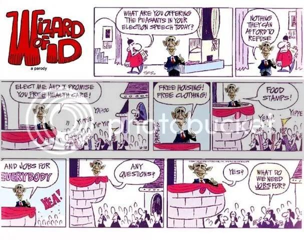 Wizard of Id - A Parody