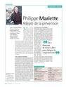 Philippe MARIETTE Pisciacais Sécurité