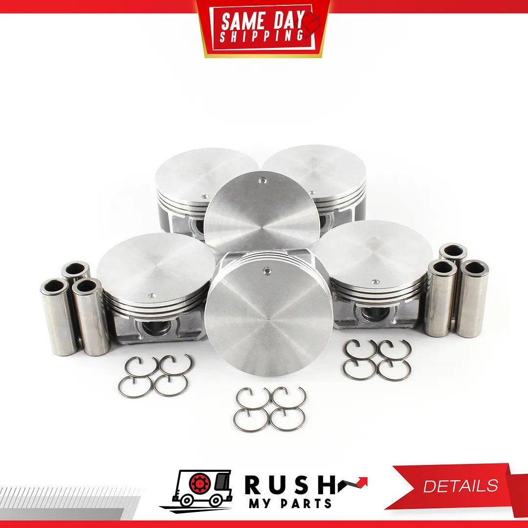 hight resolution of details about dnj p3158 40 oversize complete piston set for 99 02 oldsmobile aurora 3 5l dohc