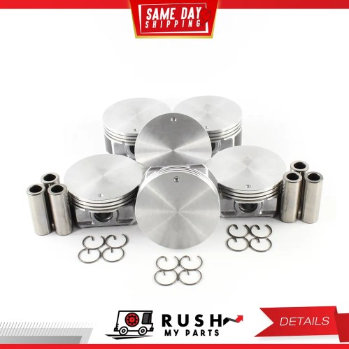 small resolution of details about dnj p3158 40 oversize complete piston set for 99 02 oldsmobile aurora 3 5l dohc