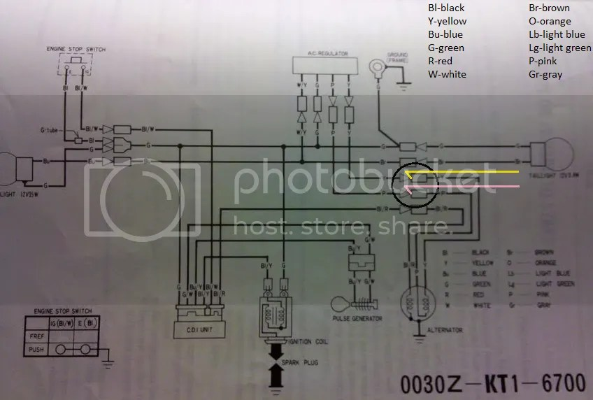 Alternator Wiring Diagram As Well Yamaha Rectifier Regulator Wiring